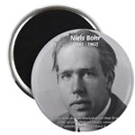 Quantum Physics: Niels Bohr Magnet