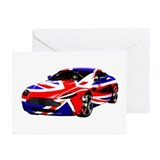 Aston Martin Greeting Cards (Pk of 10)