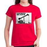 California Oil Patch Tee
