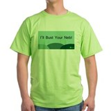 Cumbrian Neb T-Shirt (green)