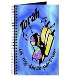 Torah is My Dance Partner Journal
