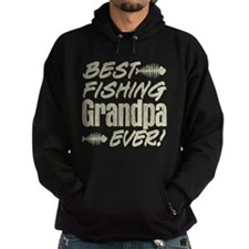 Best Fishing Grandpa Ever! Hoodie