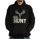 Eat Sleep Hunt Hoodie