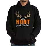 Hunt North Carolina Hoody