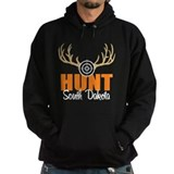 Hunt South Dakota Hoodie