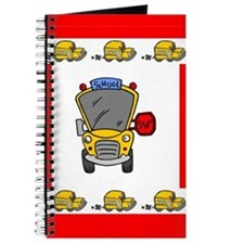 School Bus Driver Journal