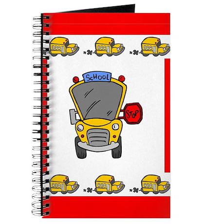 Bus Gifts > Bus Journals & Spiral Notebooks > School Bus Driver ...