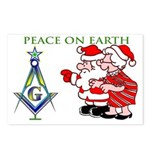 Masonic S&C Tree Postcards (Package of 10)