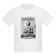 Buddhism Philosophy of Love Kids T-Shirt