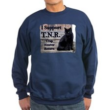 I Support TNR Sweatshirt