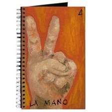Loteria Series 08: La Mano Journal