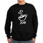 Java Joe Coffee Cartoon Sweatshirt (dark)