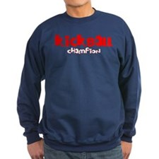 Kickball Champion Sweatshirt