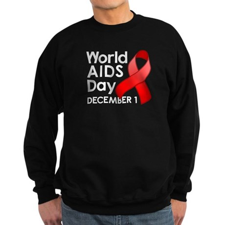 World AIDS Day Sweatshirt (dark)