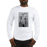Roman Conqueror: Julius Caesar Long Sleeve T-Shirt