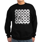 Border Collie and Sheep Jumper Sweater
