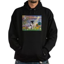 Cloud Angel & Fox Terrier (#1 Hoodie
