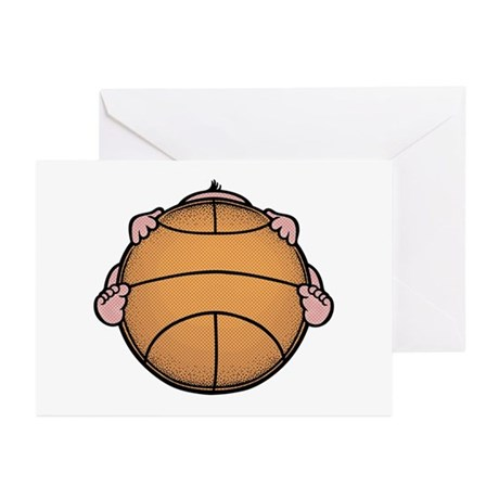 Basketbaby Greeting Cards (Pk of 10)
