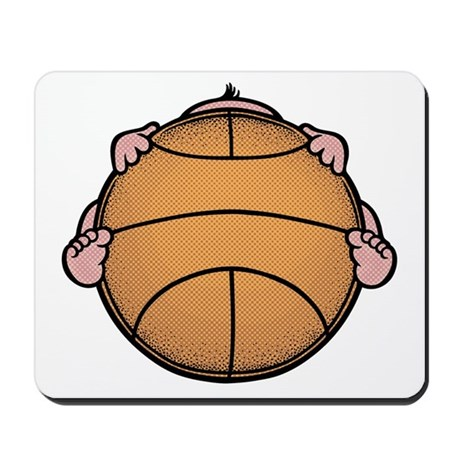 Basketbaby Mousepad