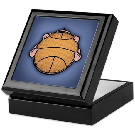 Basketbaby Keepsake Box