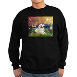 Great Pyrenees in Fantasy Land Sweatshirt