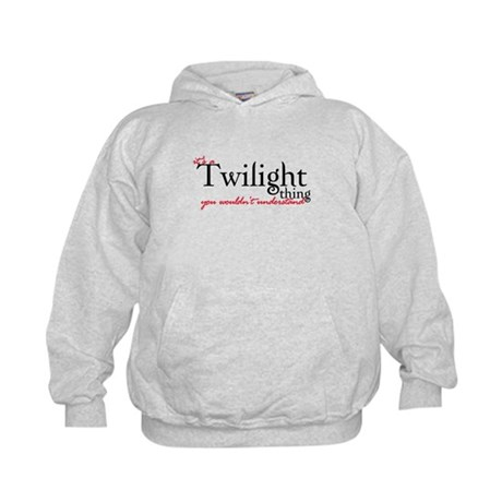 Twilight Thing Kids Hoodie