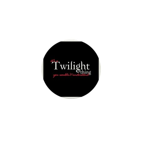 Twilight Thing Mini Button