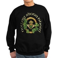 Merry Christmas Claddagh Sweatshirt