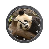 Giant Panda Bear SD010 Wall Clock