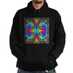 Fractal FR~16 Dark Hoodie Sweatshirt