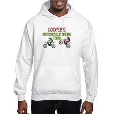Cooper's Motorcycle Racing Hoodie
