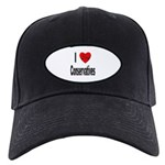 I Love Conservatives Black Cap