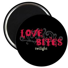 "Love Bites Twilight 2.25"" Magnet (100 pack)"