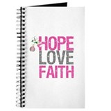 HopeLoveFaith X-Mas Journal