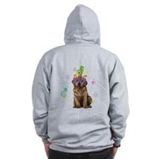 Party Lab Zipped Hoody
