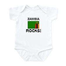 Zambia Rocks! Infant Bodysuit