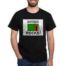Zambia Rocks! T-Shirt