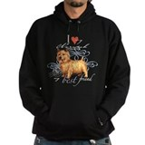 Norwich Terrier Hoodie