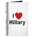 I Love Hillary Journal