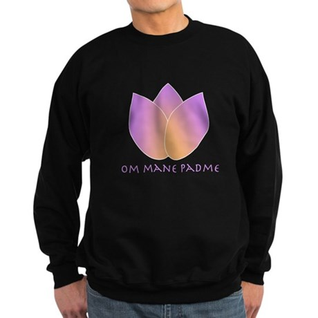 Lotus Flower Sweatshirt (dark)