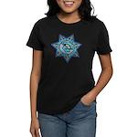 Walker River Tribal Police Women's Dark T-Shirt