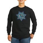 Walker River Tribal Police Long Sleeve Dark T-Shir