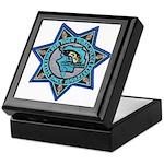 Walker River Tribal Police Keepsake Box