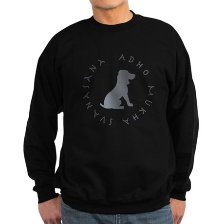 Down Dog Sweatshirt (dark)