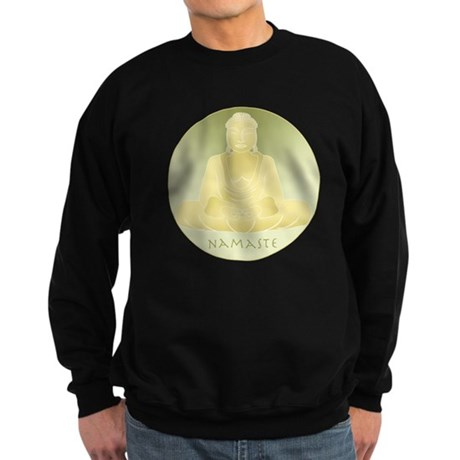 Yoga Buddha 4 Sweatshirt (dark)