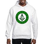 Irish Mason Hooded Sweatshirt