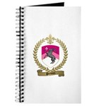 PRETIEUX Family Crest Journal