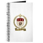 POULET Family Crest Journal