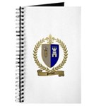 POTHIER Family Crest Journal