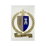POTHIER Family Crest Rectangle Magnet